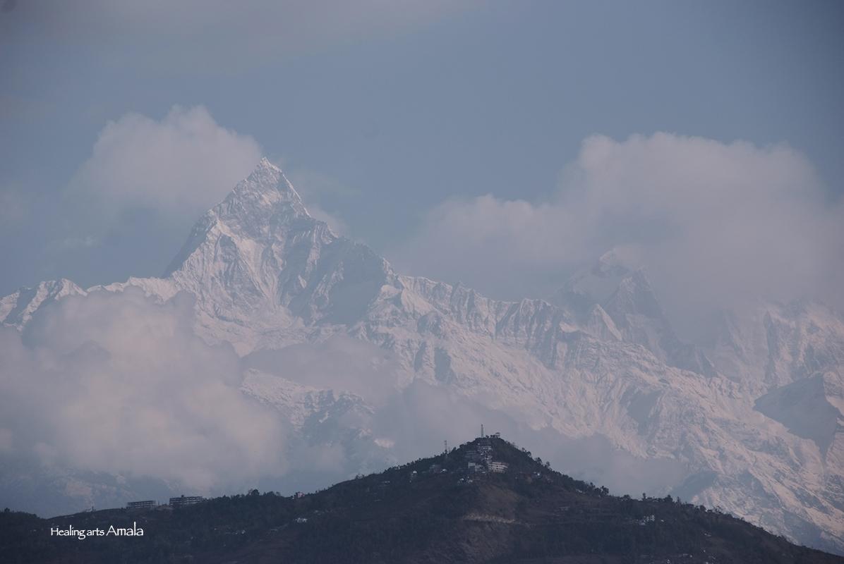 ポカラ ヒマラヤ 旅