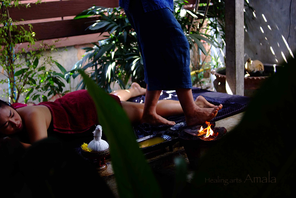 HANDON THAI MASSAGE YAM-KAN Fire MASSAGE THAI CHIANG MAI