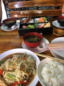 チェンマイ 和食